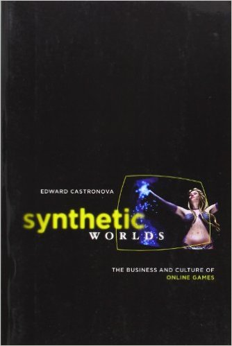 imagem do livro Synthetic Worlds: The Business and Culture of Online Games